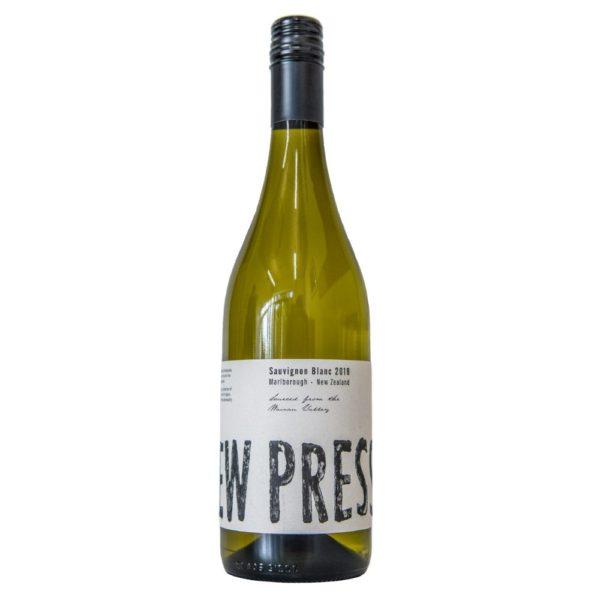 New Press Sauvignon Blanc