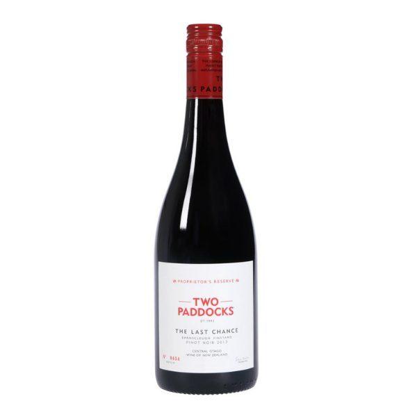 Two Paddocks The Last Chance Pinot Noir 2017